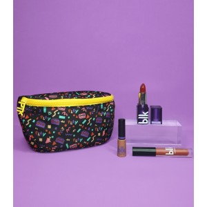 blk 90s makeup bundle + bumbag grunge