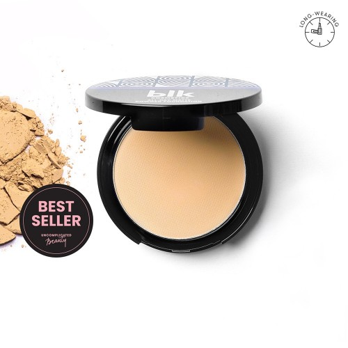 Blk All-Day Matte Powder Foundation - Natural Beige