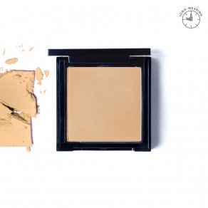 Blk 2-Way Powder Foundation - Sand
