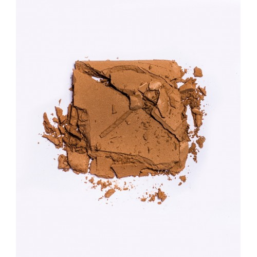 Blk 2-Way Powder Foundation - Honey