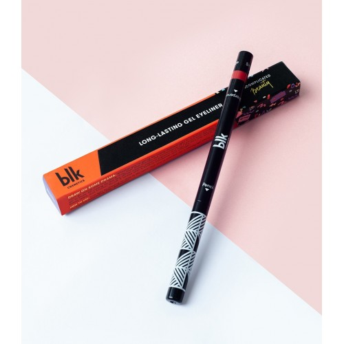 Blk Long-Lasting Gel Eyeliner - Brown