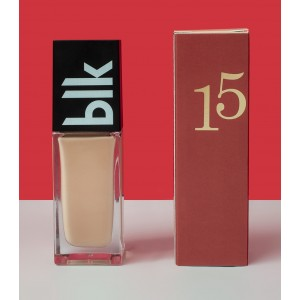 Blk All-Day Matte Liquid Foundation - Porcelain