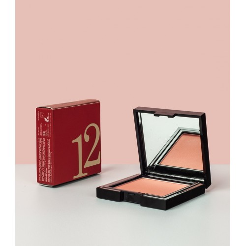Blk Intense Color Powder Blush - Sun-Kissed