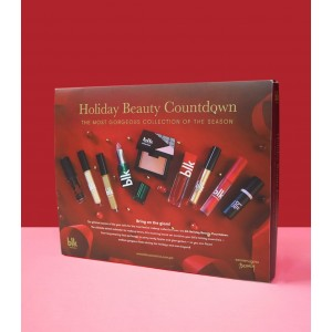 Blk Holiday Beauty Countdown Gift Box