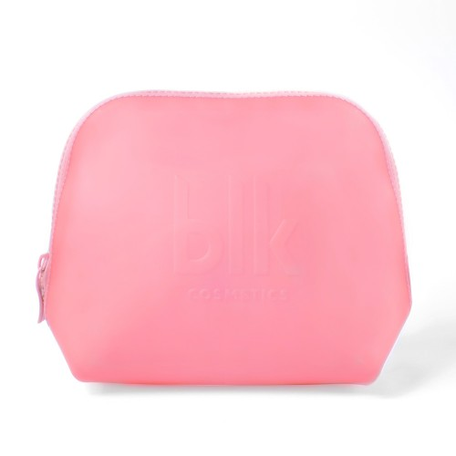 Blk K-Beauty Pouch - Think Pink