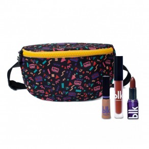 Blk 90S Makeup Bundle + Bumbag Grunge Set