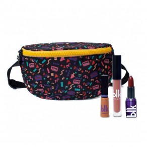 Blk 90s makeup bundle + bumbag Hiphop Set