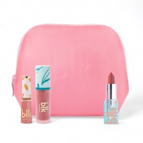 Blk K-Beauty Pouch Summer Bundle