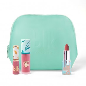 Blk K-Beauty Pouch Spring Bundle