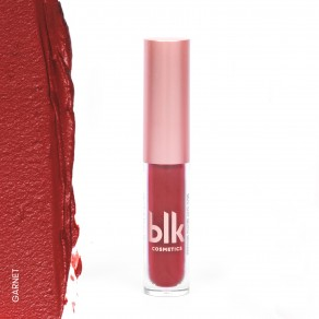 Blk Cosmetics Holiday Mini Soft Matte Mousse Garnet