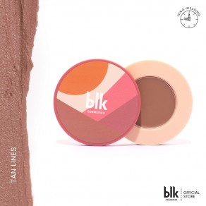 Blk Cosmetics Face Stack Multi Pot Pan & Lid - Tan Lines