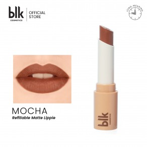 Blk Cosmetics Universal Lip Switch Matte Lippie Mocha - Mocha