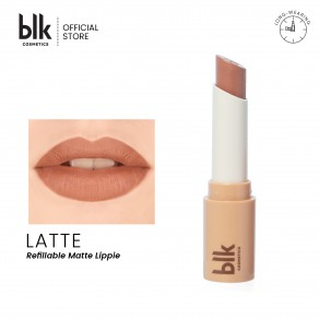 Blk Cosmetics Universal Lip Switch Matte Lippie Latte - Latte