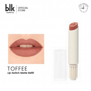 Blk Cosmetics Universal Lip Switch Refill Matte Lippie Toffee - Tofee