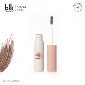 Blk Cosmetics Universal Brow Mascara Natural Brown - Natural Brown