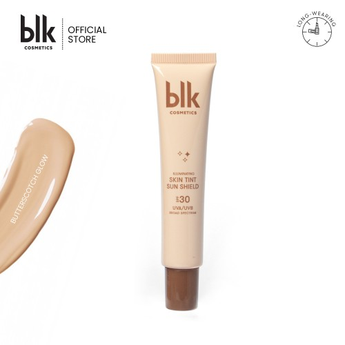 Blk Cosmetics Universal Illuminating Skin Tint Sun Shield Spf 30 Butterscotch - Butterscotch