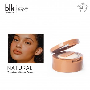 Blk Cosmetics Universal Translucent Loose Powder Natural - Natural