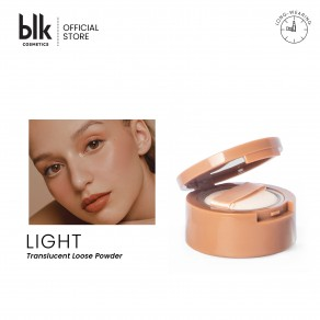 Blk Cosmetics Universal Translucent Loose Powder Light - Light