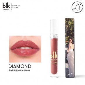 blk cosmetics Bridal Sparkle Gloss - Diamond
