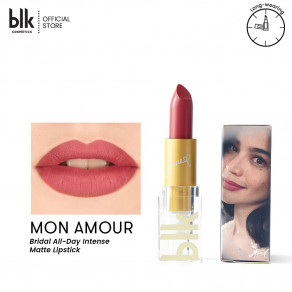 blk cosmetics Bridal All-Day Intense Matte Lipstick - Mon Amour