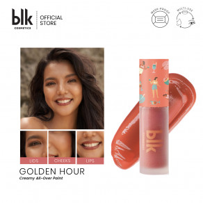 Blk Cosmetics Fresh Sunkissed Creamy All-Over Paint Golden Hour