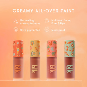 Blk Cosmetics Fresh Sunkissed Creamy All-Over Paint Summer Time