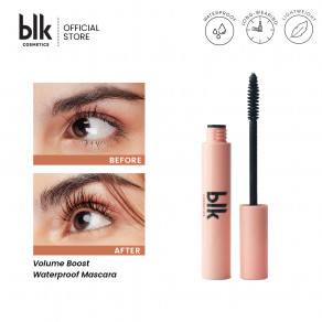 Blk Cosmetics Fresh Sunkissed Volume Boost Waterproof Mascara