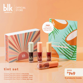 Blk Cosmetics Fresh Sunkissed Tint Set