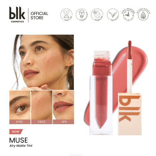 Blk Cosmetics Airy Matte Tint Muse